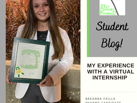 My Experience with a Virtual Internship