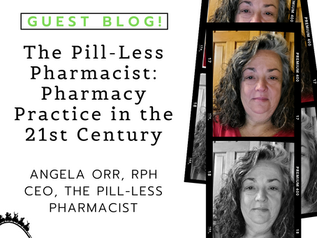 The Pill Less Pharmacist: Pharmacy Practice in the 21st Century