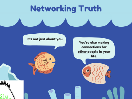 Networking: It's Not Just About You