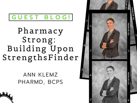 Pharmacy Strong: Building Upon StrengthsFinder®