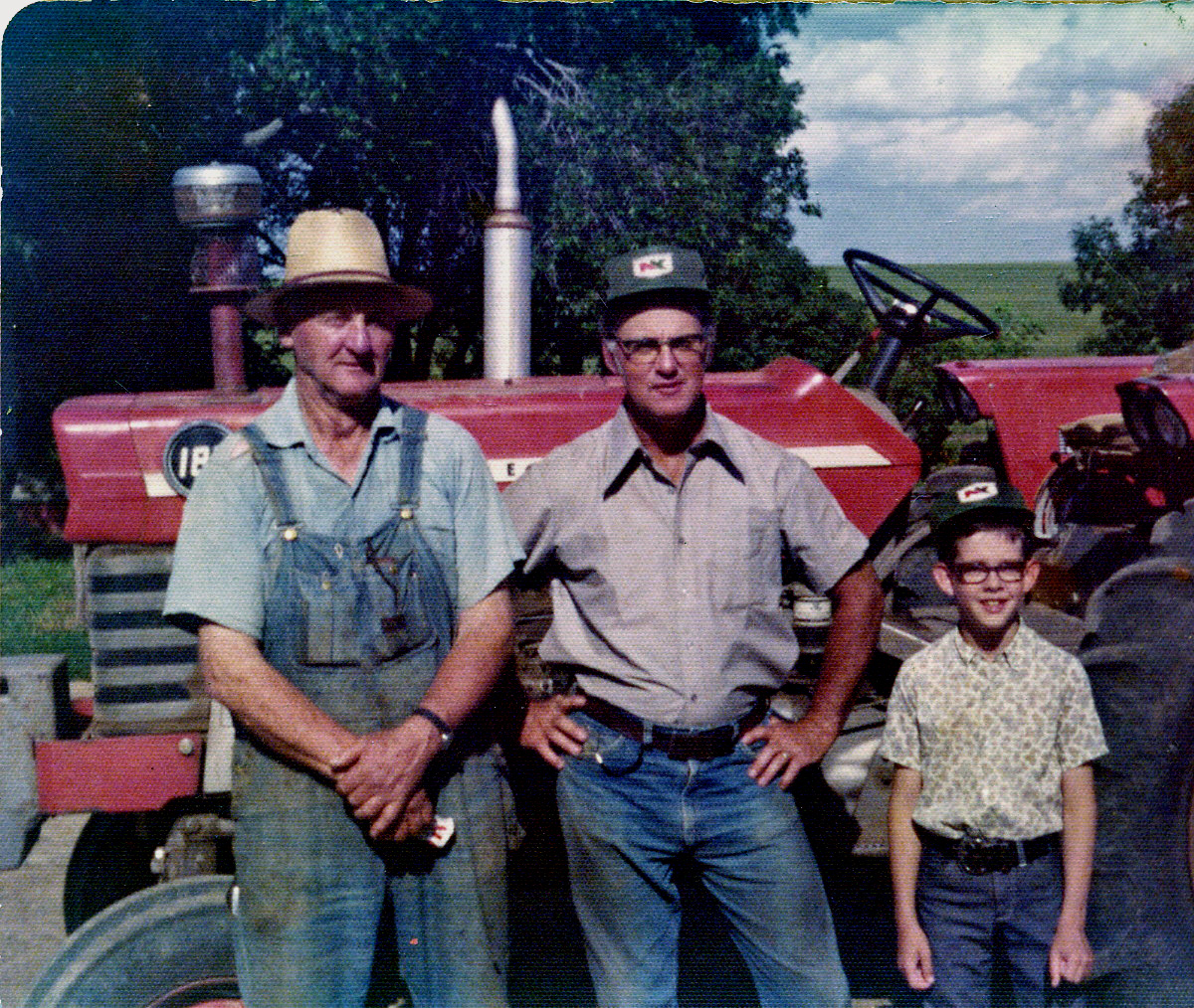 Grandpa, Dad, and Me (1974)