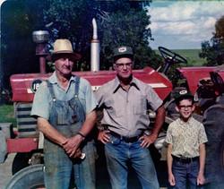 Grandpa, Dad, and Me (1974)