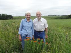 Bentzinger tallgrass prairie