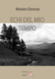 Echi del mio tempo - Mariano Doronzo - Libro Poesia - Temperino Rosso 2016