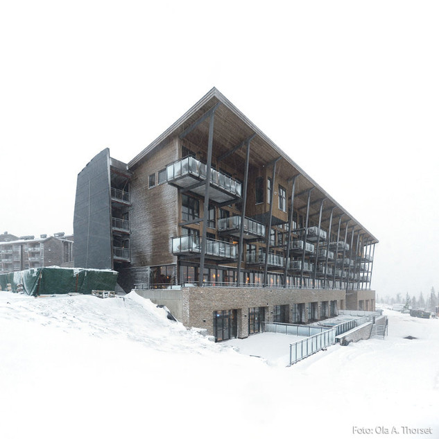 TRYSIL MOUNTAIN LODGE