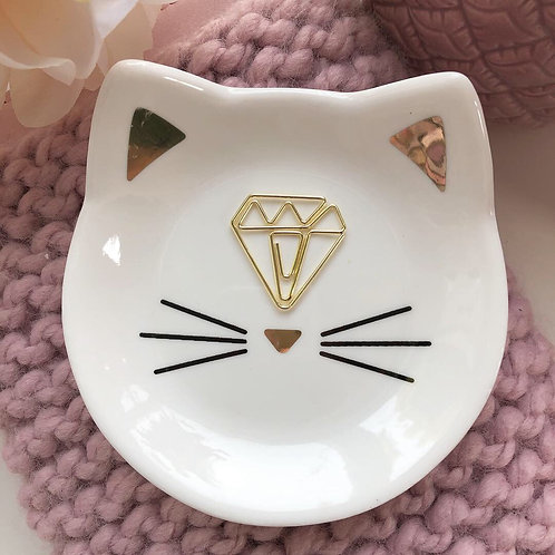DIAMOND PAPER CLIPS