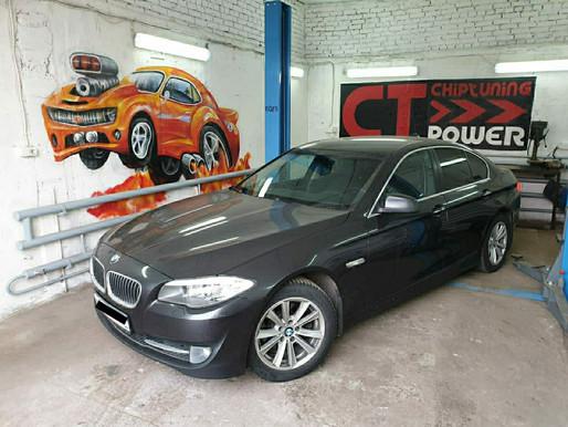 BMW 520 i 184 л.с