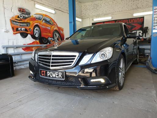 Mercedes-Benz E-class, W212 180CGI 184л.с