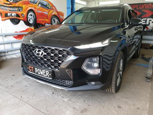 Hyundai Santa Fe TM 2.2D 200 л.с