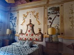 camera matrimoniale vesconte bolsena luce naturale