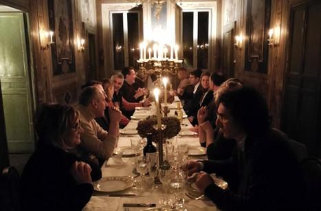 The VesConte Dining Room