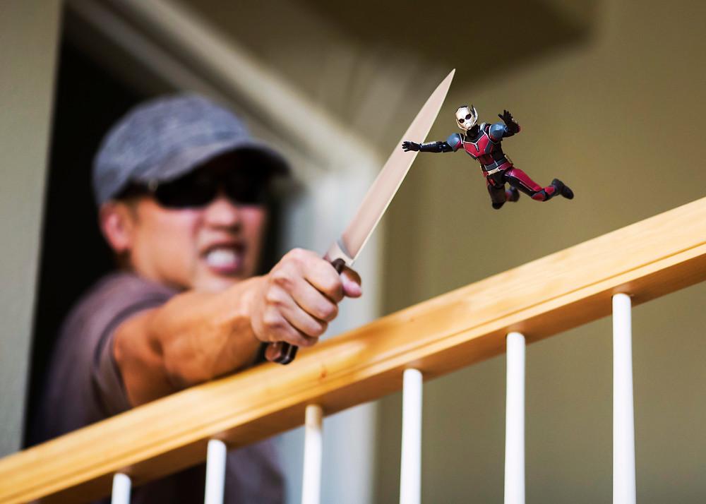Mitchel Wu Toy Photography Ant-Man image
