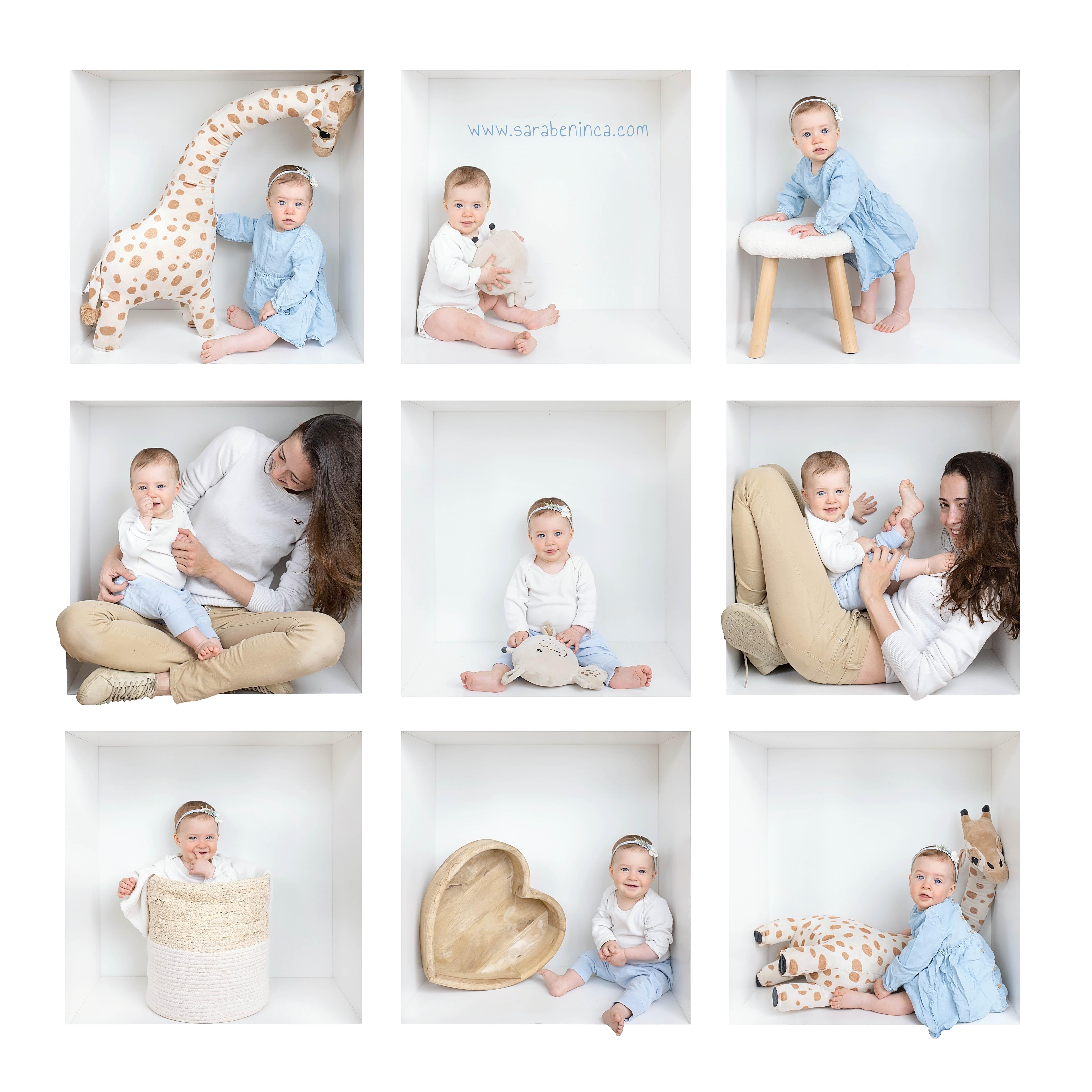 Photographe 74 nouveau-né bébé