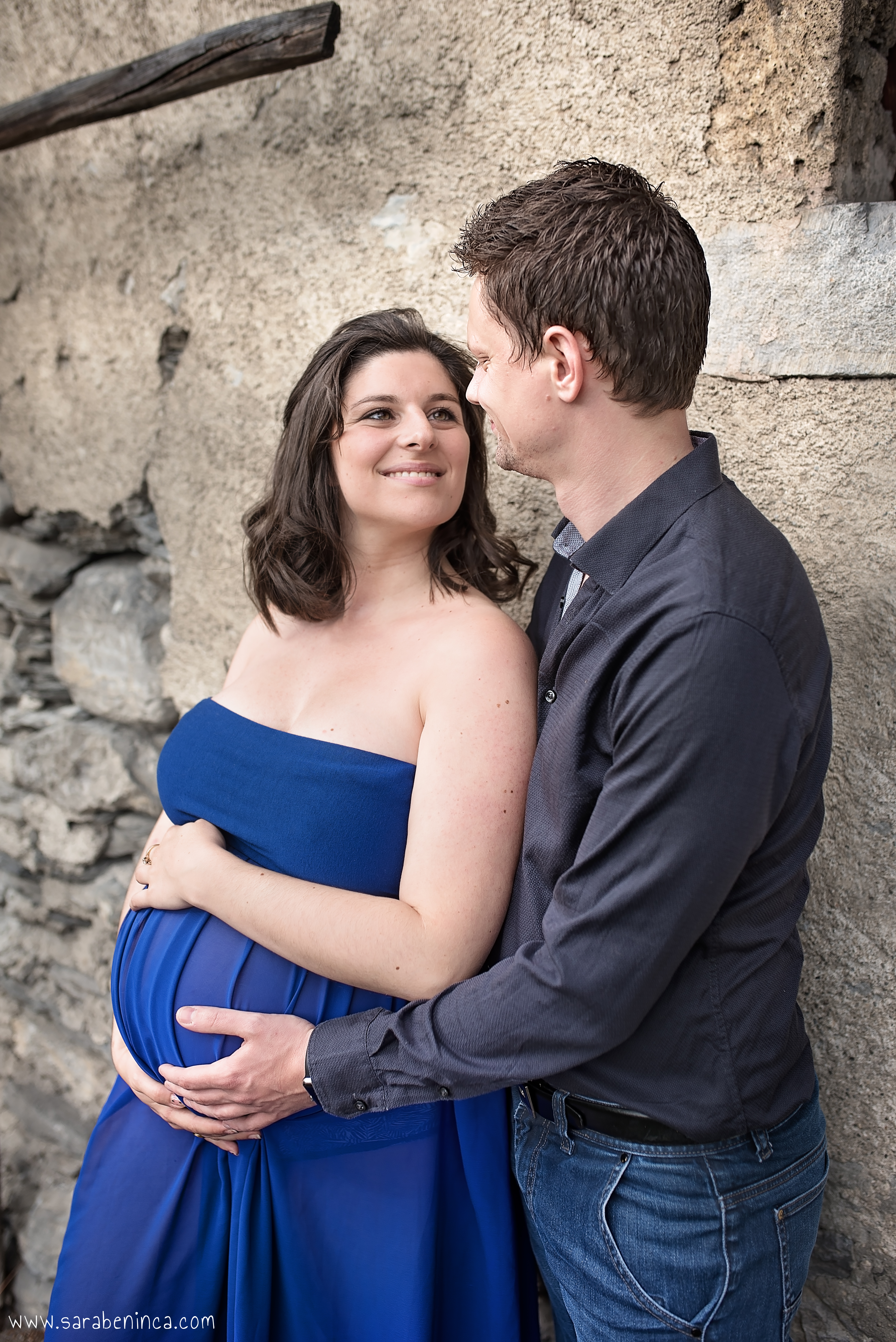 Photographe 74 grossesse