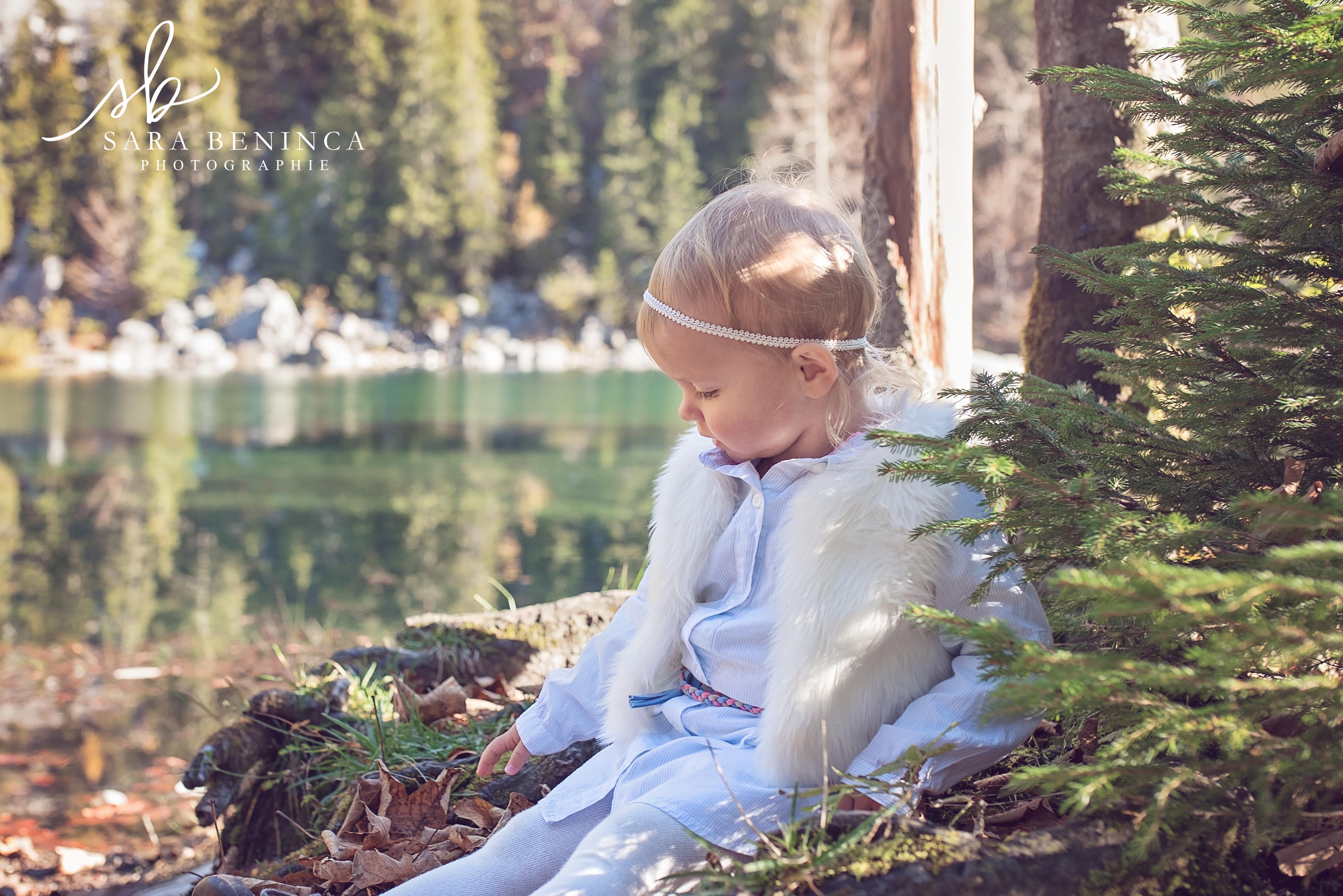 Photographe 74 nouveau-né bé
