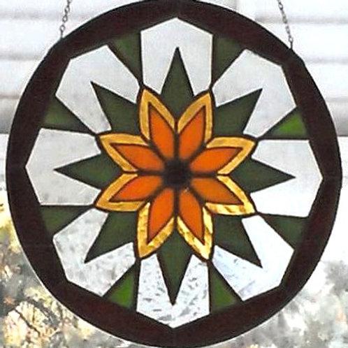 Panel #9 Sunflower