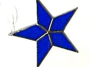 5 inch Flat Star