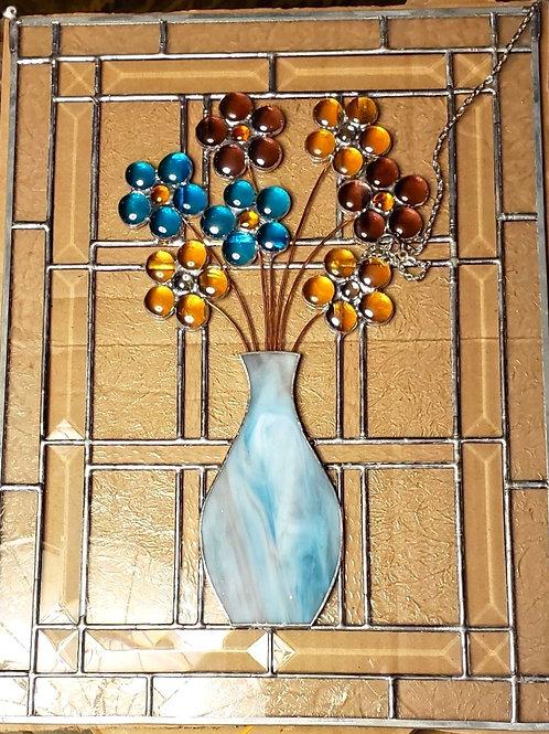 Panel 7 Flower Vase