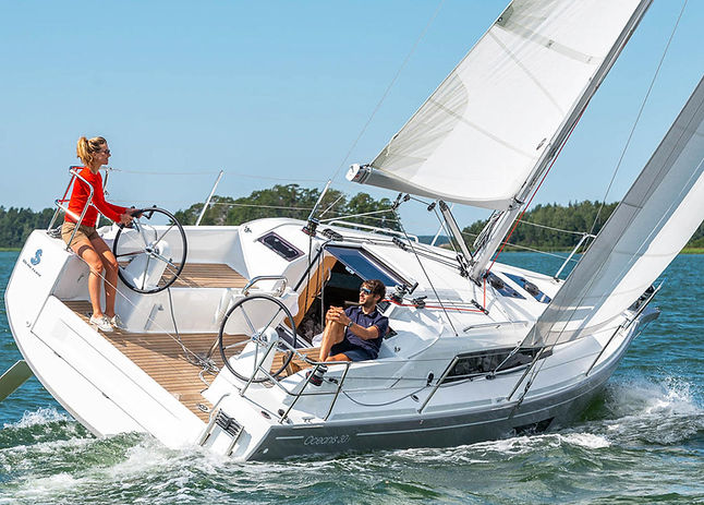 oceanis-30.1- Amour - Voilier - Bandol -