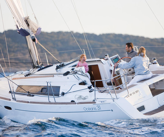oceanis31 -Navigation - News 8 - Bandol