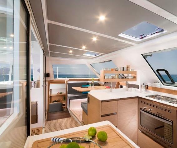 catamarans - 40 pieds - nautitech 40 pen