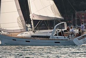 Océanis 45 - Blanc  Bleu II - Hyeres et