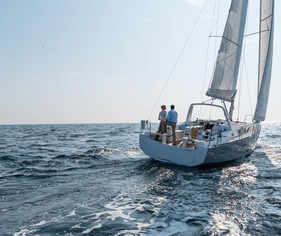 Océanis 38 - Filao - Voiler en location
