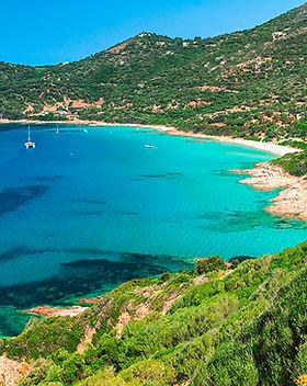 Destination Hyères - Bandol - Corse - îl