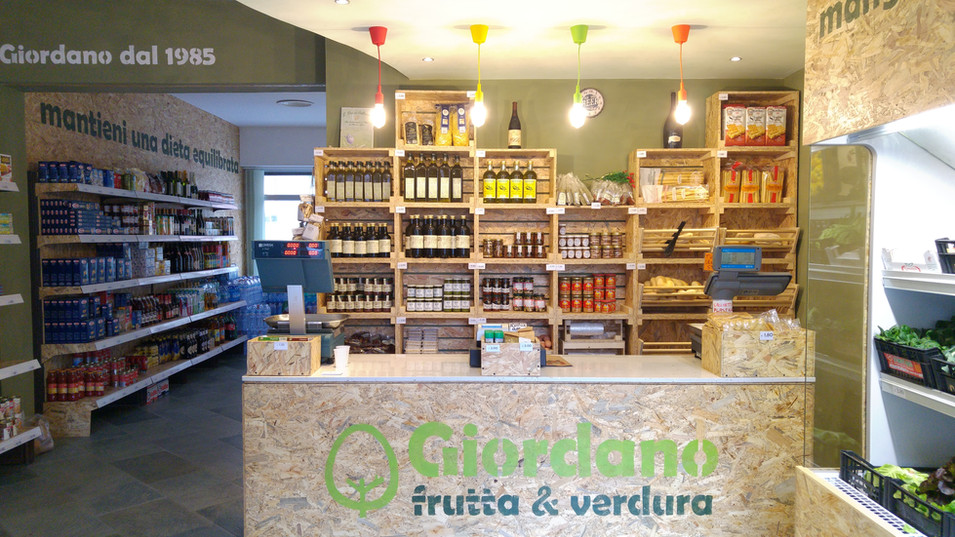 Fruit & Vegs