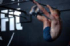 CrossFit Porirua Athlete Liam Scully