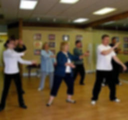 Brentwood Center of Health Tai Chi