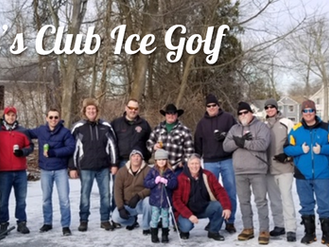 Our Men's Club Makes March Pretty Special!