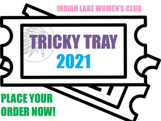 Tricky Tray 2021