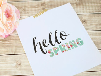 May • President's Message: It's Spring! That means Work Weekend, Spring Cocktail Party &
