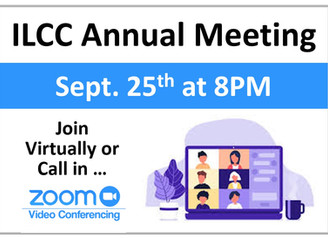 ILCC Annual Meeting Goes Virtual