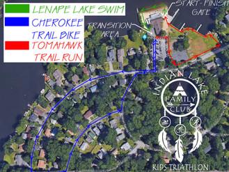 ILFC Kid's Triathlon!