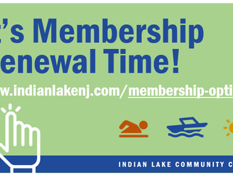 It's Membership Renewal Time! Work Weekend Needs You!