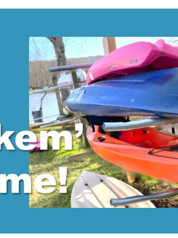 Boat Rack Cleanout Season is Upon Us!