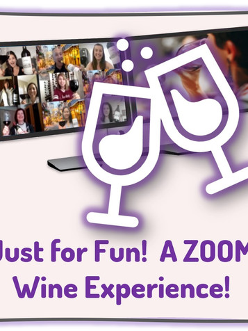 Join Your Friends & Neighbors for a ZOOM Wine Experience!