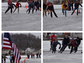 February • Ice Regatta 2018 & Skating Safety