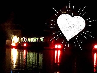 August • President's Message: Flares, Fireworks, Fun and Future Wedding Bells!  Hey, Wanna Be A