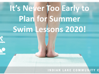 ILCC Swim Lessons to Start!