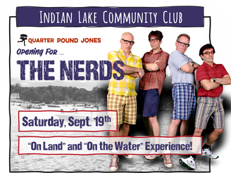 The NERDS:  Rock the Lake 2020