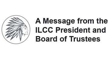 A Message from the ILCC President and Board of Trustees