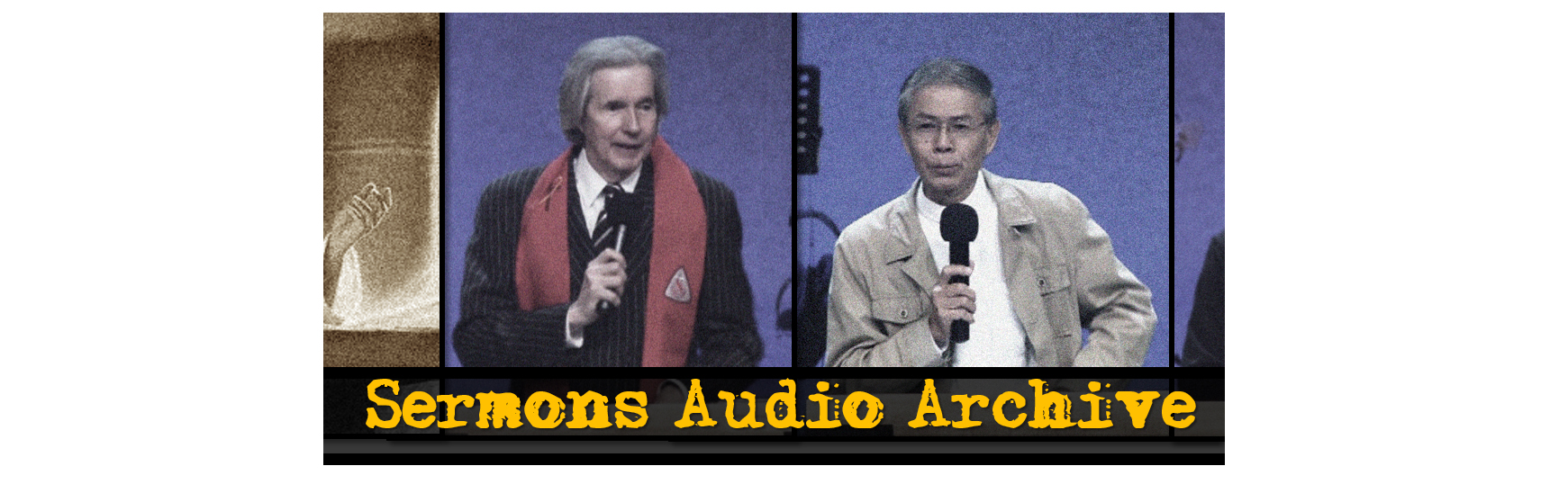 Sermon Audio Achive2