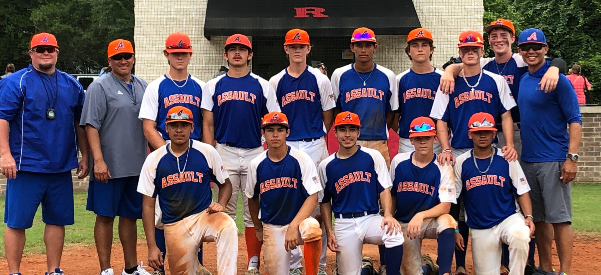 Texas Assault Baseball Records a  4-1 @ PG 15U Central Elite Championship July 2 - July 6 , 2020