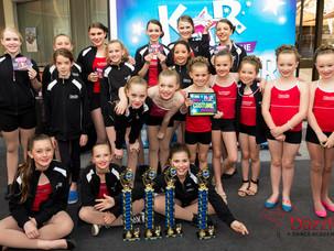 Dazzle Dance Academy Shines at Kids Artistic Revue
