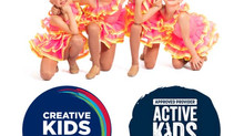 Dazzle Dance Academy Is A Registered Creative Kids Provider