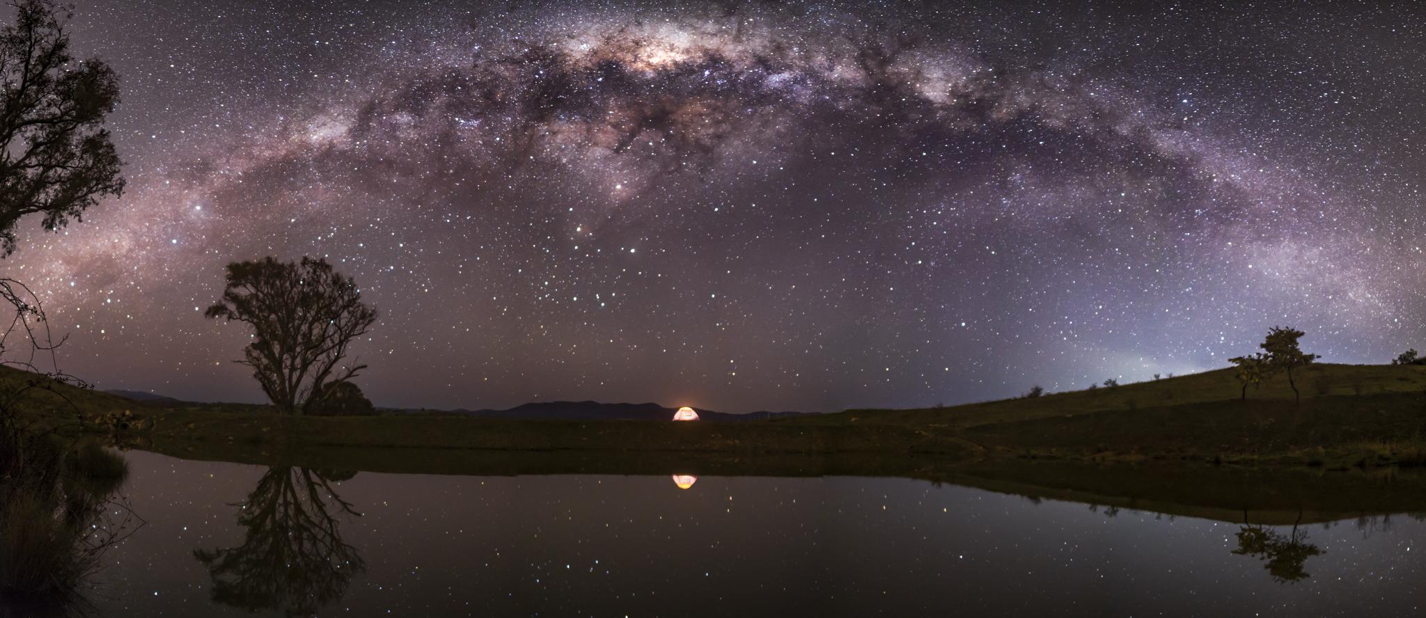 Milky Way, Belconnen