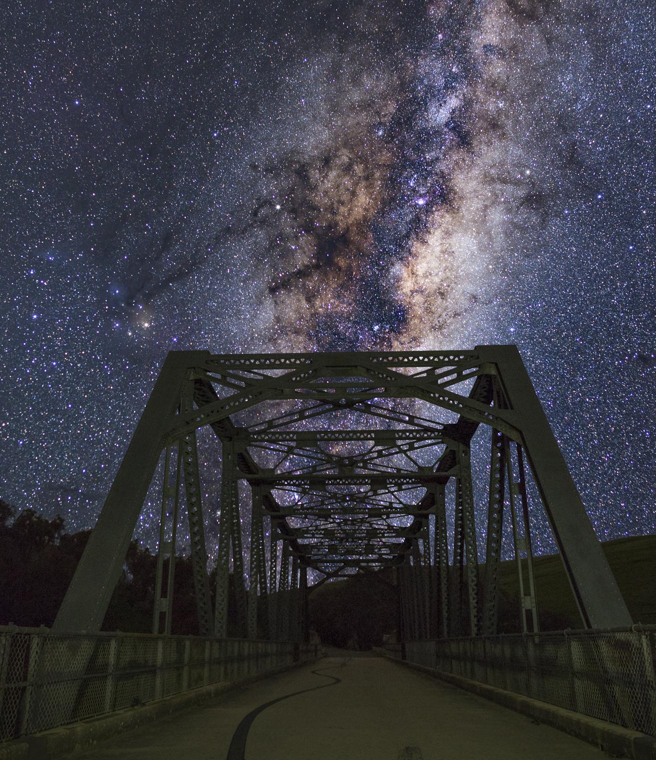 Old Taemas Bridge